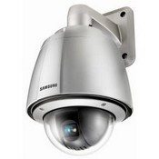 Samsung SNP-3371TH 37x Outdoor True Day/Night Network PTZ Dome Camera, WDR, PoE+