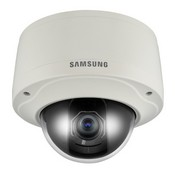 Samsung SNV-3082 Day/Night IP 4CIF WDR, Vandal Dome w/WDR, 2.8-11mm