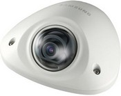 Samsung Techwin America SNV6012M 2MP 1080p Full HD Vandal-Resistant Network Mobile Flat Camera