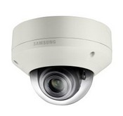 Samsung Techwin America SNV6084 2MP 1080p Full HD Network IR Dome Camera