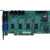 NUUO SCB-G3-3004 4 Channel Dual Compression Video Capture Card, 120fps