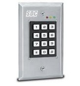 Security Door Controls 917U Integrated Digital Keypad