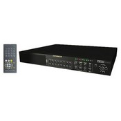Seco Larm DR-116-500Q 16-Chanel Audio/Video 500GB H.264 Network Digital Video Recorder