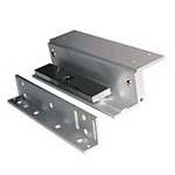 Seco Larm E-941S-600ZQ Z Mounting Bracket For E-941SA-600, For In-Swinging Doors Includes L And Z Brackets