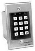 Securitron DK-16P DK16 Series Keypad Only