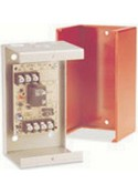 Honeywell Fire Systems MR101CR Relay Spdt In Metal Enclosure