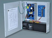 Altronix SMP3PMP4CB 4 PTC Outputs Supervised Power Supply/Charger 12/24VDC @ 2.5A Grey Enclosure