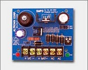Altronix SMP3 6, 12 or 24VDC at 2.5 AMP (Board only)