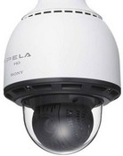 Sony SNC-RH164 Network Hd Rapid Dome Outdoor Camera With 10x Optical Zoom