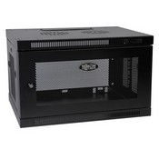 Tripp-Lite SRW6U SmartRack 6U Wall-Mount Rack Enclosure Cabinet