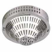Safety Technology STI-8230-SS International Stainless Steel Smoke Detector Guard
