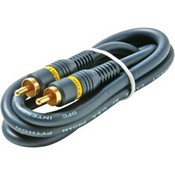 Steren 254130BL 50 ft Python Home Theater RCA-RCA Video Cables