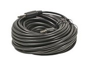 Steren 255-272 50ft. 3.5mm Stereo Patch Cord M-M