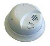 Sperry West SW2250ACZ Functional Smoke Detector Side-View, Color