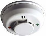 System Sensor 4WITARB 4-Wire Photoelectric I3 Smoke Detector With Isolated Thermal Sensor, Built-In Sounder, And Form C Relay