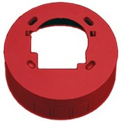 System Sensor SPBBSC Red Ceiling Mounted Back Box Skirt