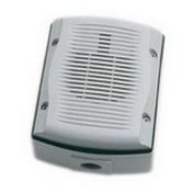 System Sensor SPWK Wall, Outdoor, White, Speaker Only