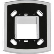 System Sensor WTPW White Mounting Plate for Flush Mounting Outdoor