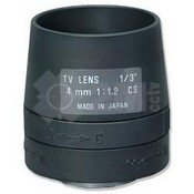 Tamron 13FM04T 4mm Manual Iris Security Camera Lens