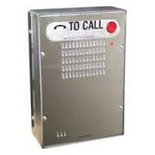 Talk-A-Phone ETP-401C Single Button Emergency Phone Controlled