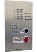 Talk-A-Phone VOIP500K Voip Outdoor Keypad Emergency Phone