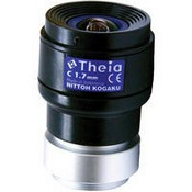 Theia Technologies MY110M 1.68mm Ultra Wide Day/Night Manual Iris Lens