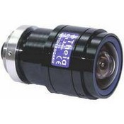 Theia Technologies MY125M C Mount 1.3mm f/1.8 Ultra Wide Manual Iris Machine Vision Lens