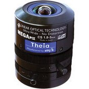Theia Technologies SL183M Varifocal Ultra Wide No Distortion 5 MP Manual Iris Lens