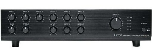 TOA Electronics A706 700 Series Integrated Mixer/Amplifier