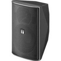 TOA Electronics F1000BT 2-Way Wide Dispersion Box Speaker with Transformer (Black)