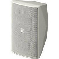 TOA Electronics F1000WTWP Weather Proof Wide Dispersion Box Speaker with Transformer (White)