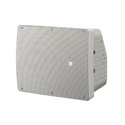 TOA Electronics HS1500WT Box Speaker, 15inch, 2way, White