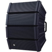TOA Electronics HX-5BWP Variable Dispersion Line Array Speaker (Black)