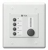TOA Electronics ZM-9014 Remote Control Panel