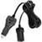 Totevision DC12D 12VDC Dual Car Cord for LCDs Less than 10
