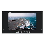 Totevision LCD1560HDR LCD-1560HDR Active Matrix 15.6 Inch Rack Mount LCD Monitor