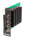 Nitek TR560X4 4 Channel Video Link Receiver Card