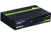 Trend Net TE100-S50G 5-Port 10/100Mbps GREENnet Switch