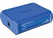 Trend Net TE100-S5 5-Port 10/100Mbps Switch
