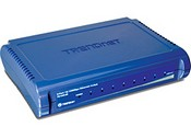 Trend Net TE100-S8 8-Port 10/100Mbps Switch