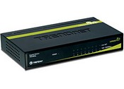 Trend Net TEG-S80G 8-Port Gigabit GREENnet Switch