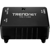 Trend Net TPE113GI Gig Power over Enet Injector TPE-113GI