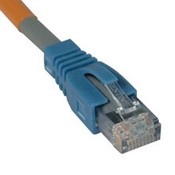 Tripp-Lite N201-050-GY-P 50-ft Cat6 Gigabit Plenum-Rated Snagless Molded Patch Cable, (RJ45 M/M) – Gray