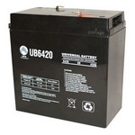 Universal Power Group 40560 6 Volt 42 Amp Battery