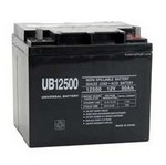 Universal Power Group 45977 12V 50Amp Hour Battery
