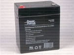 Universal Power Group D5777 12V5Ah Battery With F2 Terminals