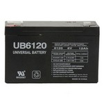 Universal Power Group D5778 6V 12Amp Battery