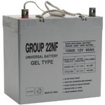 Universal Power Group D5871 12V 60Ah Battery (D5871)