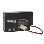 Universal Power Group UB1208 AGM Battery - Sealed Lead Acid - 12 Volt - 0.8 Ah Capacity - WL Terminal