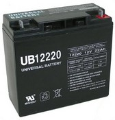 Universal Power Group UB12220 12V 22Ah Wheelchair Medical Mobility Battery